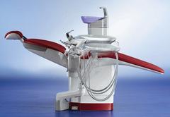 Стоматологическое оборудование J.Morita Стоматологическая установка Spaceline EMCIA 2601