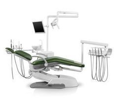 Стоматологическое оборудование Siger Стоматологическая установка U500 нижняя подача